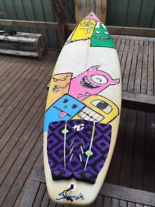 Cheap Surfboard Hamilton South Newcastle Area Preview