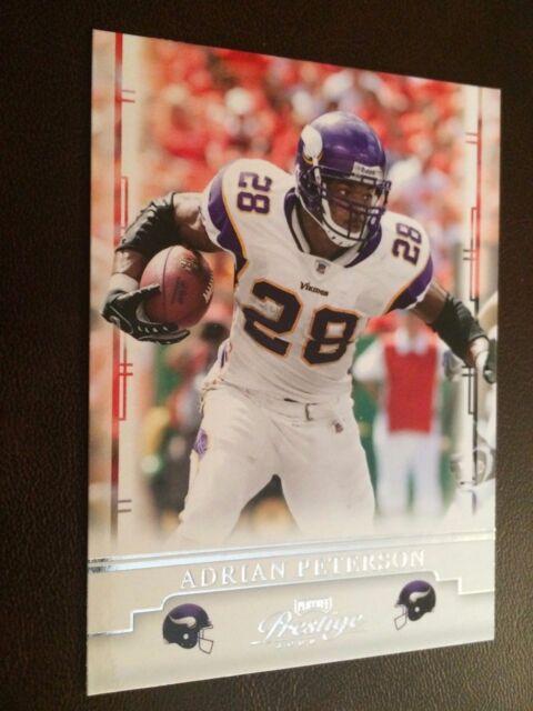 2008 Playoff Prestige #54 - Adrian Peterson - Minnesota Vikings
