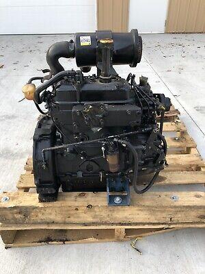 Yanmar 3t75hl-wf Diesel Engine