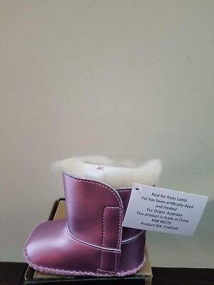 Ugg Australien Cassie (Kleinkinder/Kleinkinder) Stiefel Größe 2/3 Neu in Box ()