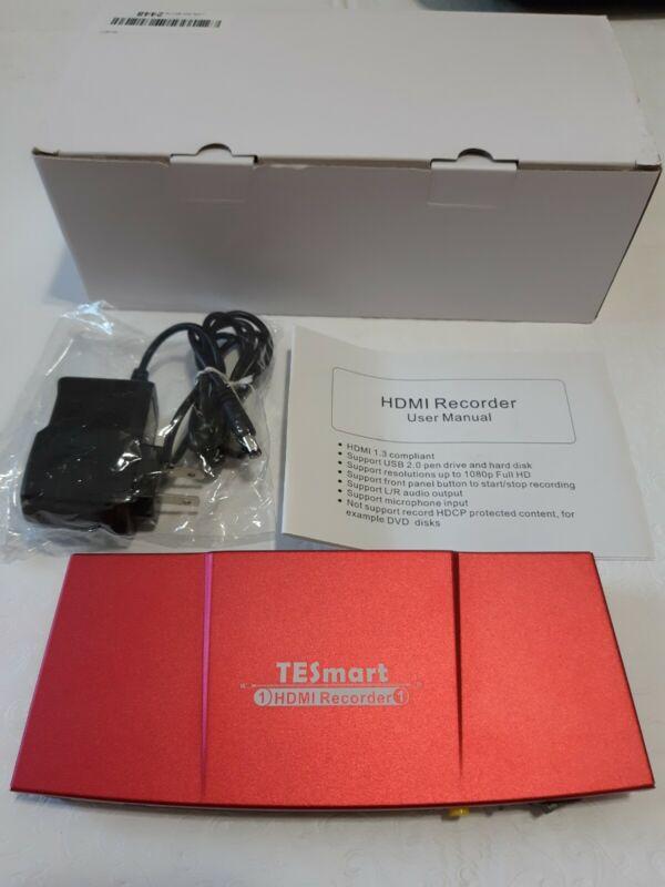 TESmart HDMI Recorder 1080P HD