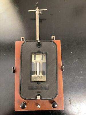 Vintage Leeds Northrup Galvanometer Scientific Instrument Serial No. 203811