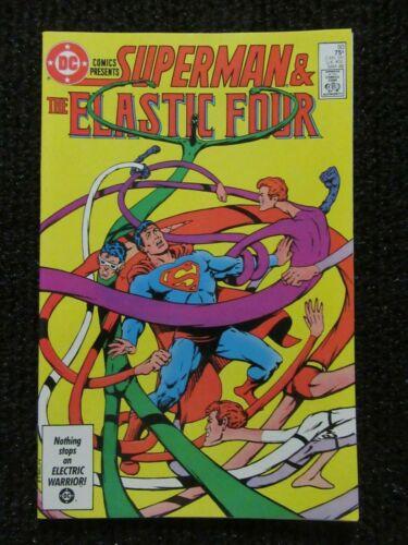 DC Comics Presents #93  May 1986  High Grade Copy!!  See Pics!!