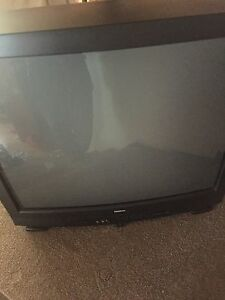 Basic hard back tv