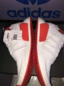 Adidas nmd r2 pk white/red