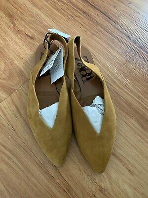 zara women shoes size 8