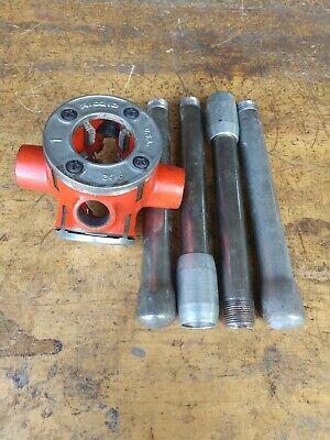 31a 31-a Ridgid Three-way Pipe Threader 12 34. 1
