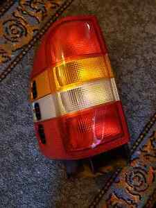 Holden frontera passenger side tail light Heckenberg Liverpool Area Preview