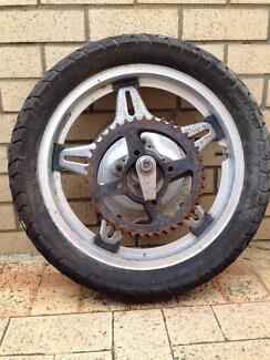 1978 Honda CB750G Parts