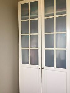 $600 2 vintage design solid wood wardrobes Wolli Creek Rockdale Area Preview