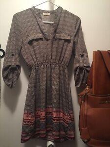 Long blouse/dress size small