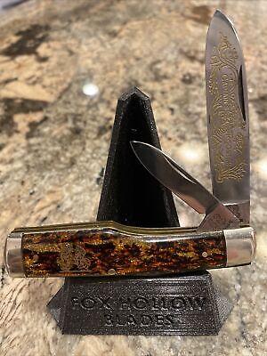 Fight'n Rooster Gunstock Knife