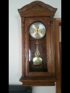Antique Keywind wall clock