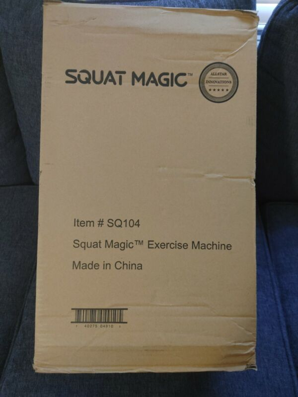 New Image Squat Magic Home Gym Workout Machine Fitness