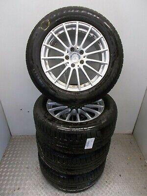 Mercedes S-Klasse W222 Alufelgen + Winterreifen PIR 245/55 R17 A2224010002