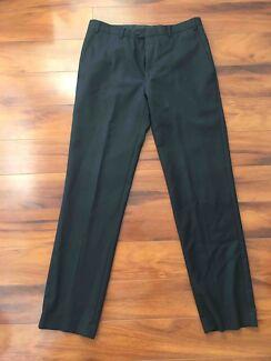 Men's black business trousers SIZE 34