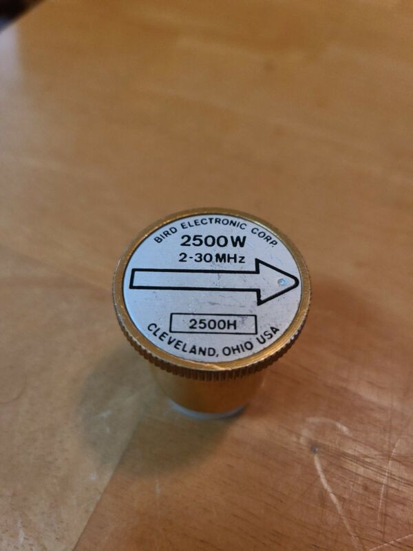 BIRD 2500H ELEMENT 2-30 MHz 2500W
