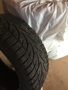 Winter claw 235/55R18