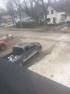 2002 Dodge Ram 1500 4.7 ltr. for parts