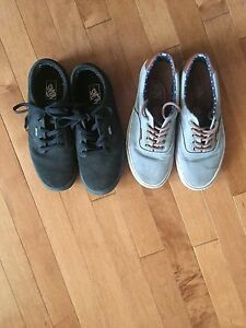 Women's Vans Lace Up Shoes 8 (mens 6)