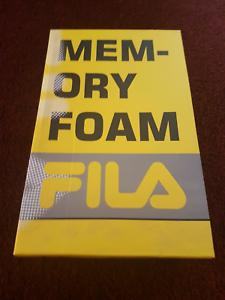 Memory foam fila shoes  Ormeau Gold Coast North Preview