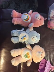 Vintage Care Bears $ each