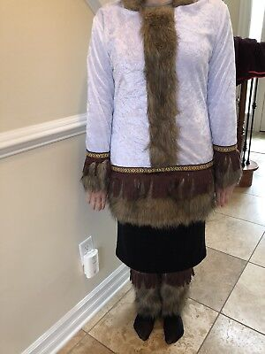 - Eskimo Kostüm Halloween