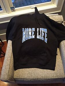 More Life Hoodie SIZE LARGE