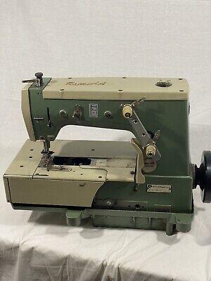 Rimoldi 264 1-needle 2-thread Industrial Sewing Machine 220v 3-phase Stitch Head