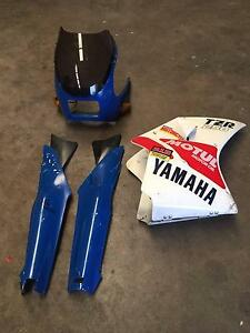 YAMAHA TZR 250 1987 PANELS FAIRINGS St Agnes Tea Tree Gully Area Preview