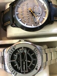 2 Harley watches