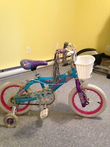 Children's 14-inch bicycle