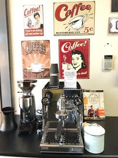 Coffee machines  Sales & Repairs