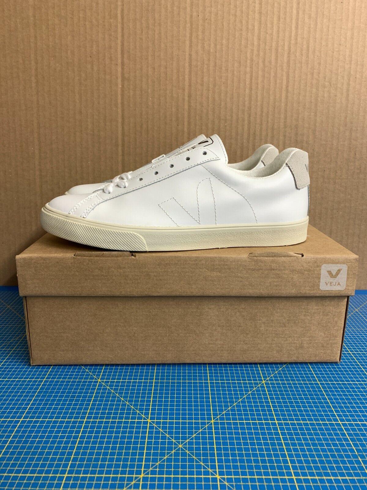 Veja Esplar Leather Extra White Damen Schuhe Grösse: EUR 39