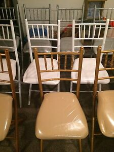 Beautiful Folding Chiavari Chairs for Rent  London Ontario image 2