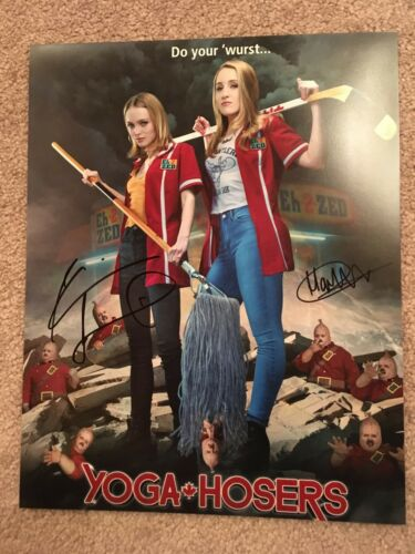 KEVIN SMITH, HARLEY QUINN SIGNED 11X14 PHOTO PROOF COA AUTOGRAPHED YOGA HOSERS