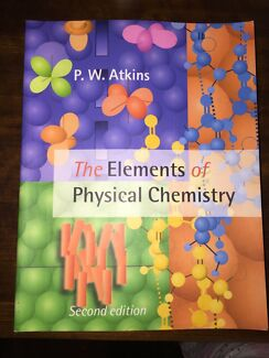 Medical / Chemistry Textbook - The Elements of Physical Chemistry