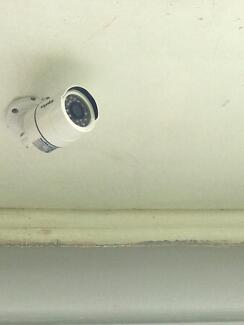 Cctv security camera sales and  installations