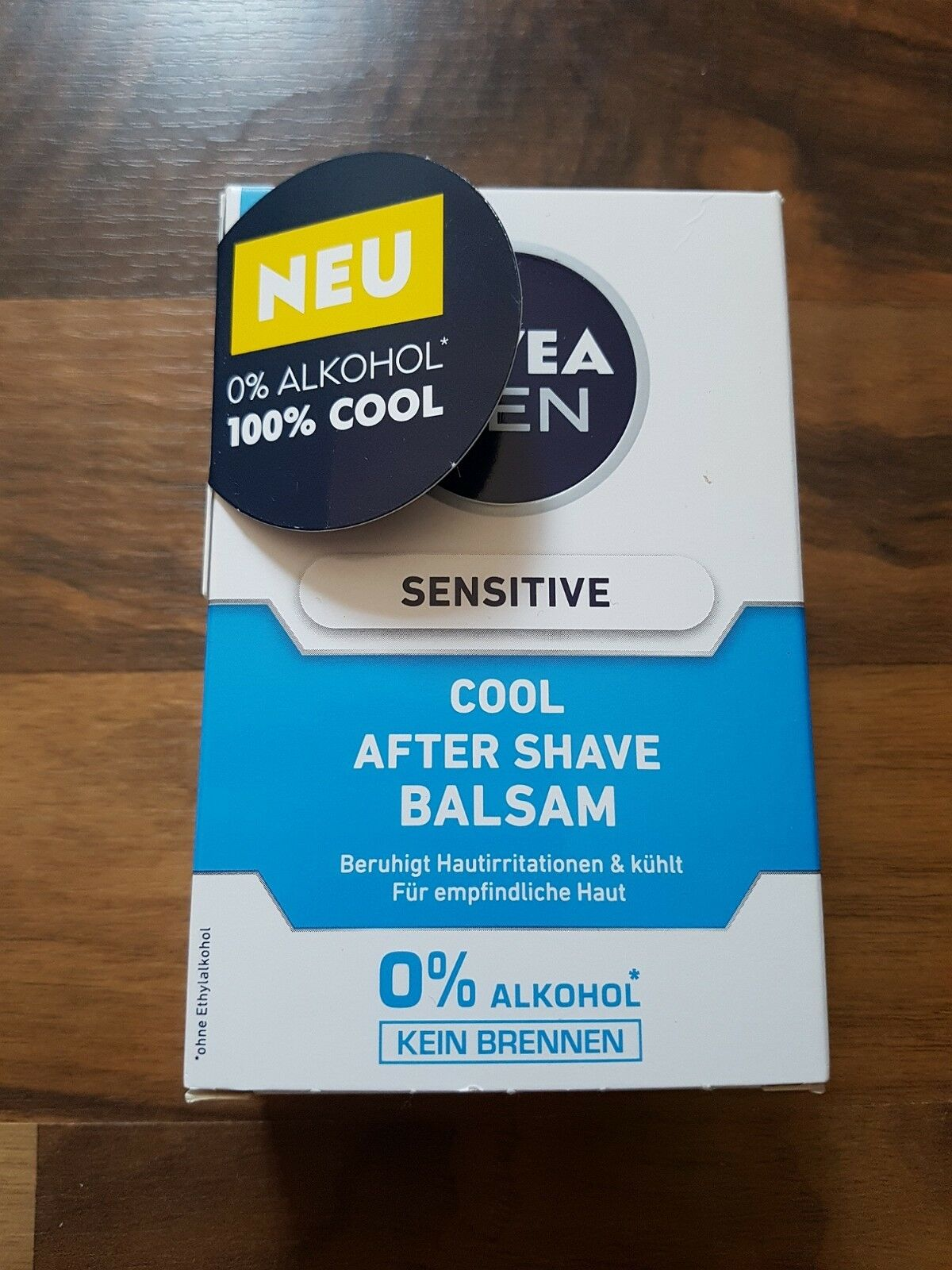 Nivea Men Sensitive Cool After Shave Balsam 100ml *NEU* OVP