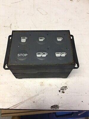 Brasilia Touchpanel Keypad Fe-mbp From 220v Gradisca Espresso Machine