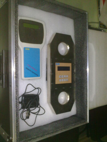 Wireless Digital Crane Scale/Dynamometer 3000kg with Remote Display Unit