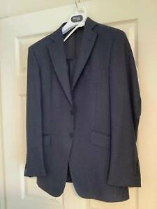High Quality Handmade Hand Stitched Italian Business Suits  #1 Dark Bl Cleveland Redland Area Preview