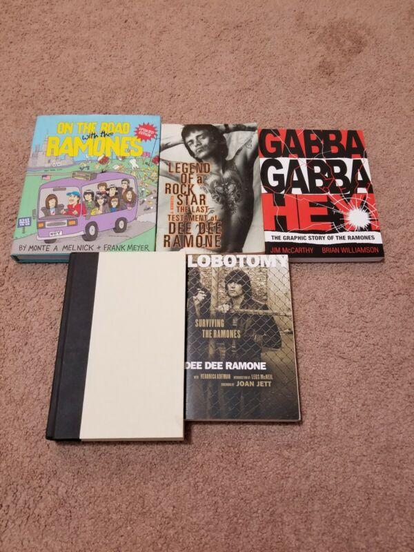 Ramones Books