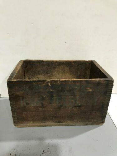 Antuque Vintage Peters Ammunition Box