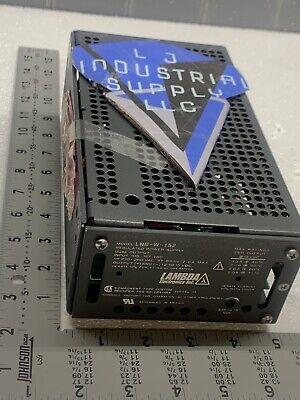New Lambda Lnd-w-152 Dual Output Regulated Dc Power Supply  Fast Shipping