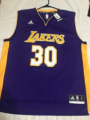 Adidas NBA Jersey Los Angeles Lakers Julius Randle Purple sz L