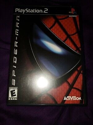 Spider-Man 2 (Sony PlayStation 2, PS2)