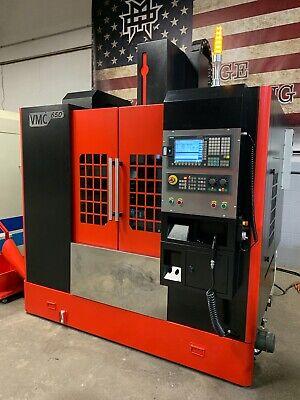 New Vmc650 W3 Year Warranty See Video Cnc Machining Center Haas Hurco Okuma