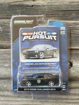 ***SUPER RARE*** Greenlight Collectibles 1:64 Hot Pursuit 2010 Dodge Challenger