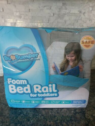 Foam Bed Rail for Toddlers Extra Long